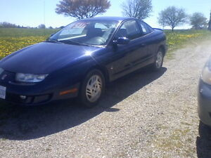 1999 Saturn Other Coupe (2 door)