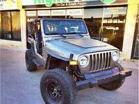 """Jeep Wrangler TJ-33's-3""""Rough Country-Pioneer-ProComp-Hrd+SoftTP"""