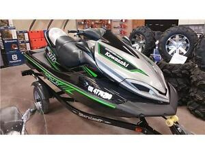 Used Jet Ski - Kawasaki Ultra 310X Supercharged PWC, MINT!!