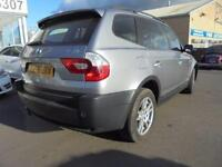 2005 BMW X3 2.0d SE 5dr 5 door Estate