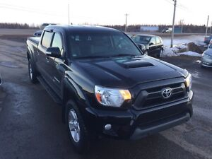 2012 Toyota Tacoma 4WD Double Cab TRD SPORT