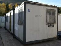Portakabin® Pacemaker Portable Building 34' x 10' spilt into 2 offices
