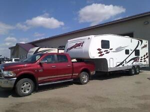 For Sale.  A 2007 Toy Hauler