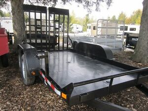2016 Scissor Lift Trailer 6x12