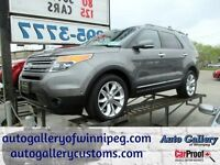 2014 Ford Explorer Limited AWD *NAV*