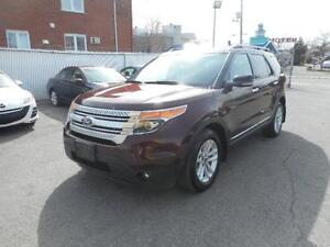 FORD EXPLORER XLT 2012 (7 PASSAGERS, BLUETOOTH, CAMÉRA DE RECUL)
