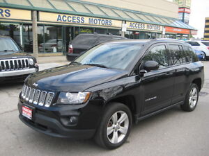 2014 Jeep Compass , 3 Years Warranty, Like New, Best Price, 4x4