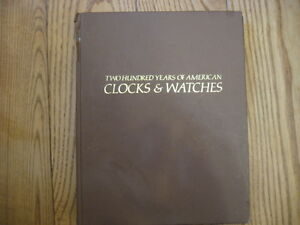 Two Hundred years of American Clocks & Watches book