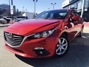 2016 SOLD******Mazda Mazda3 NAV| BACKUP CAM| LOW KM GS