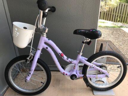 "Merida 16"" Girls Bike"