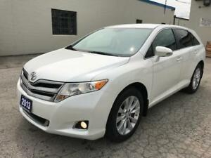 2013 Toyota Venza LE BACK UP CAMERA/ NO ACCIDENT