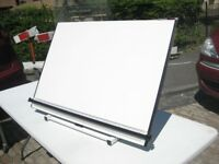 A1 Trueline Sherborne Portable Drawing Board Drafting Workstation 92X65X2cm
