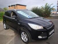 13 FORD KUGA 2.0TDCi ( 140ps ) 4X4 ZETEC //PRIVACY GLASS//