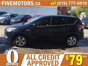 2013 FORD ESCAPE SE * 4X4 * ECO BOOST * CAR LOANS FOR ALL CREDIT London Ontario image 6