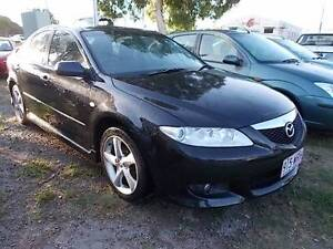 2005 Automatic Mazda 6 Sedan Mount Louisa Townsville City Preview
