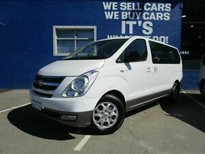 2014 Hyundai iMAX TQ-W MY13 White 4 Speed Automatic Wagon Welshpool Canning Area Preview