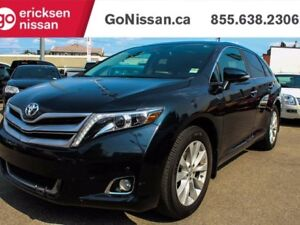 2016 Toyota Venza LIMITED - NAVIGATION, LEATHER, SUNROOF!