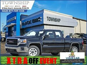 2015 GMC Sierra 1500 - $14 Day - Two Wheel Drive - 1 Owner!