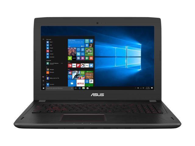 "ASUS 15.6"" FHD Laptop Corei7 7700HQ 16GB RAM 256GB M.2 SSD+1TB HDD GTX 1050 4GB"