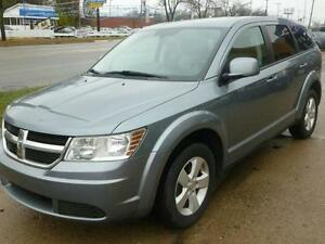 2009 Dodge Journey SXT 114,000Km SUV Certified $8,995.00+HST&LIC