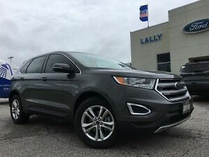 2016 Ford Edge SEL FWD with Canadian Touring Package