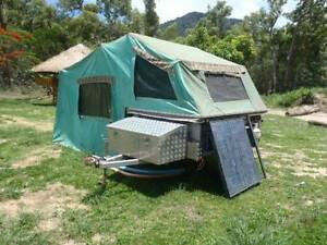 Cavalier Camper trailer Cooktown Cook Area Preview