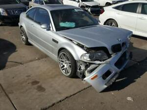 **LOOKING FOR** WRECKED/SALVAGE BMW E46 M3 w 6 SPD