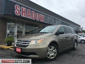 2011 Honda Odyssey LX, VANS, LOANS, DEALS, CHEAP VEHICLES