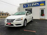 2014 Nissan Sentra S 1.8L 4 cyl. | FWD | CVT | A/C | NO ACCIDENT Kitchener / Waterloo Kitchener Area Preview