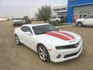 2010 Chevrolet CAMARO 2SS COUPE 2SS w/6 Speed Standard