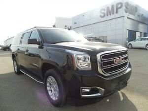 2016 GMC Yukon XL SLT 4WD, Nav, leather, sunroof, rem. start, ba