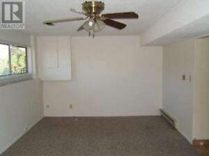 Lower Suite in fourplex for rent