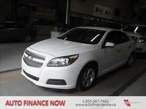 2013 Chevrolet Malibu RENT TO OWN $8 A DAY WARRANTY INSPECTED
