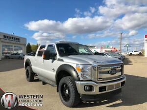 2015 Ford Super Duty F-350 SRW Lariat 4x4- Upgraded Wheels & Tir
