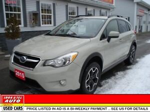 2015 Subaru Crosstrek XV$18995.00 with $2K Down or Trade-in* Cro