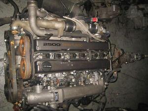 TOYOTA CHASER 1JZ GTTE ENGINE 5SPD R154 TRANSMISSION JDM 1JZ