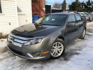 2011 FORD FUSION SEL AWD 120,000KM ! EXTRA PROPRE !