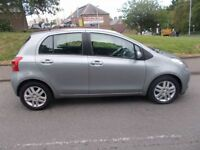 TOYOTA YARIS TR VVTI 2008 Petrol Manual in Silver (silver) 2008