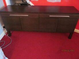 TV unit sideboard media unit drawers
