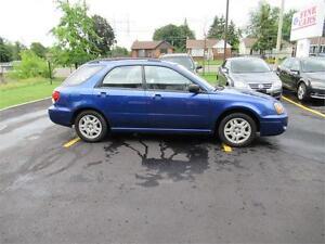 2004 Subaru Impreza TS CLEAN, CRYSTAL CLEAR LIKE WATER