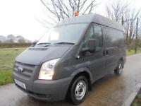 Ford Transit 2.2 TDCi 125PS EU5 300 SWB Med Roof Van 300 SWB 13 REG 150K