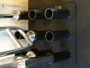 Weight Bar holder, 9 spots to hold bars, $40