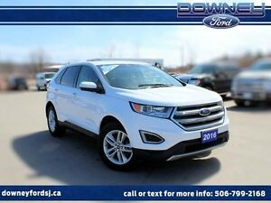 2016 Ford Edge SEL AWD HEATED SEATS LEATHER GPS HARD TO FIND!!!