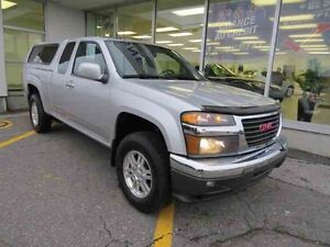 2011 GMC CANYON 4WD EXTENDED CAB