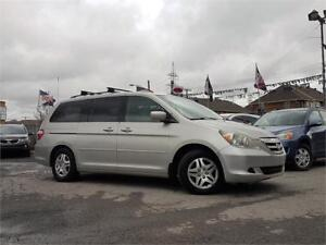 2007 Honda Odyssey EX-L/8PASS/AC/CUIR/MAGS/TOIT/FULL EQUIPPED!!!