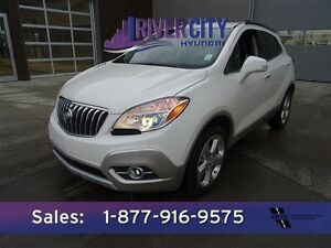 2015 Buick Encore AWD Heated Seats,  Bluetooth,  A/C,