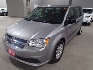 2016 Dodge Grand Caravan Canadian Value Package