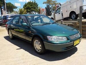 2000 Toyota Camry MCV20R Conquest Green 4 Speed Automatic Sedan North St Marys Penrith Area Preview