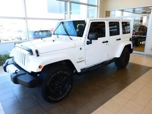 Jeep Wrangler Unlimited ** SAHARA UNLIMITED ** 2013