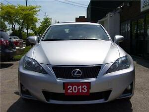 2013 LEXUS IS 250 AWD NAVIGATION BACKUP CAMERA LEATHER LOADED